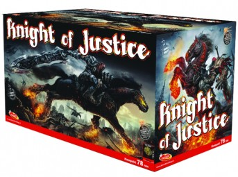 Knight of Justice 78 ran